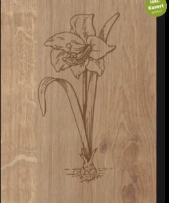 Grusskarte Schweiz Blume