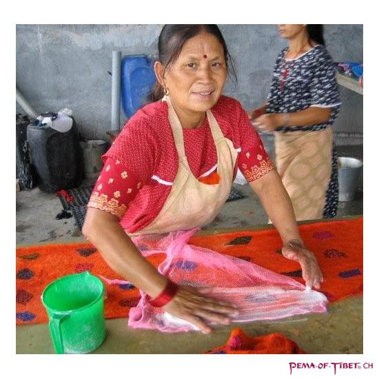 ACP Fairtrade Projekt Nepal