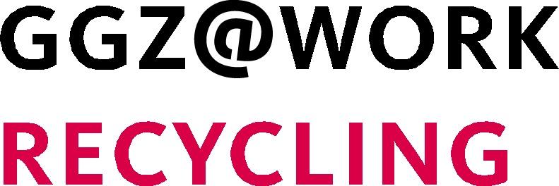 GGZ@Work - Recycling