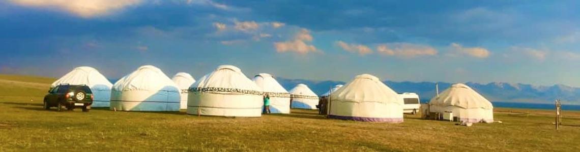Son Kol Filzprodukte aus Kirgistan
