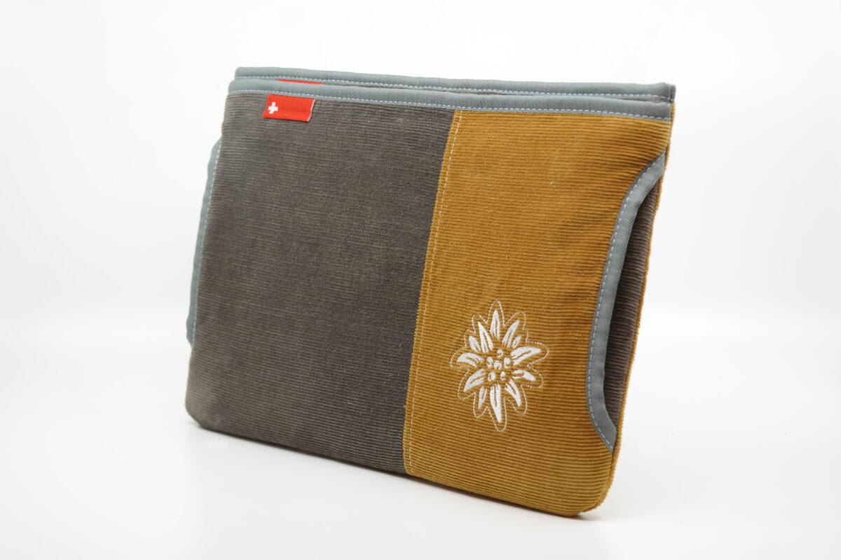 Waka-Bag Edelweiss. Das regulierbare Wärmekissen aus der Schweiz