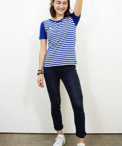 Kurzarm T-shirt aus Bio-Baumwolle