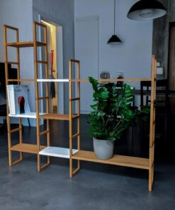 Raumtrenner aus Holz