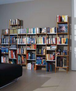 Massivholz Bücherregal von itschi